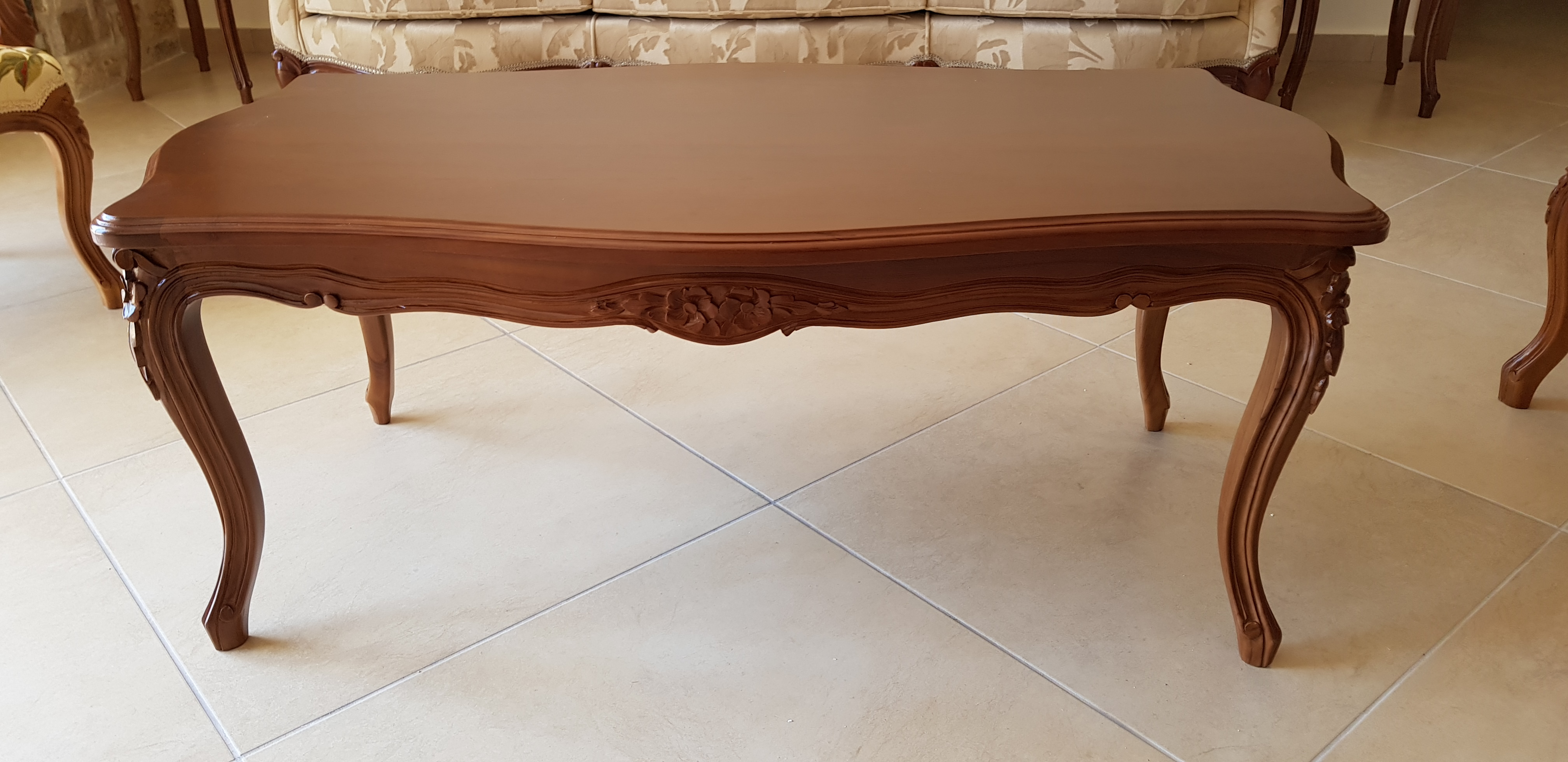 louis kenz coffee table
