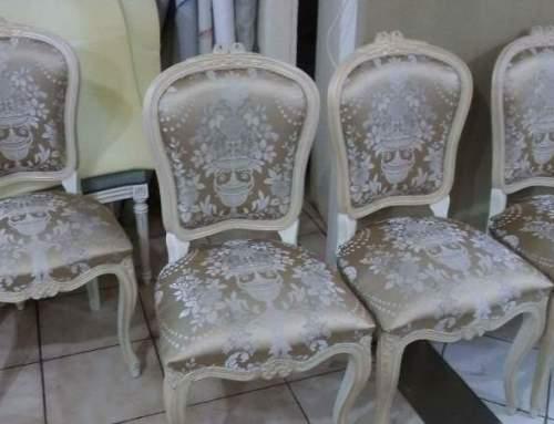Kλασικες σκαλιστες καρεκλες louis kenz